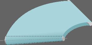 кононические ролики хвоста