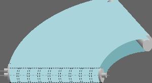 целендрические ролики хвоста