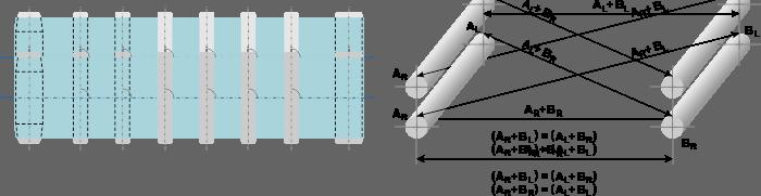 схема инсталляции