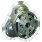 конструкция планетарный ротор